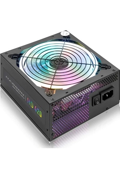 Hadron HD420 650 W 80+ Modüler Güç Kaynağı
