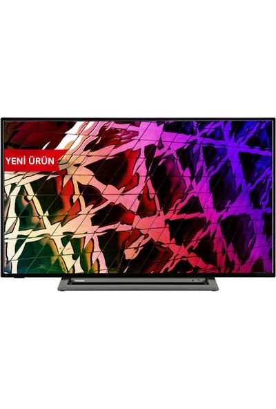"Toshiba 43LL3C63DT 43"" 108 Ekran Dahili Uydu Alıcılı Full HD Smart LED TV"