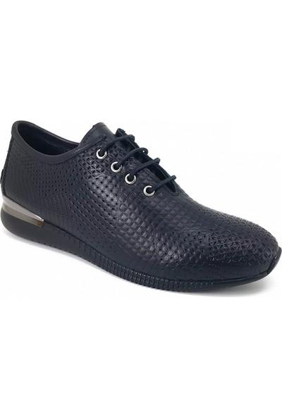 Mammamia 25 Mammamia Günlük Bayan Ayakkabı-Siyah