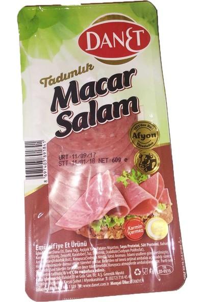Danet Tadımlık Macar Dana Salam 60 gr