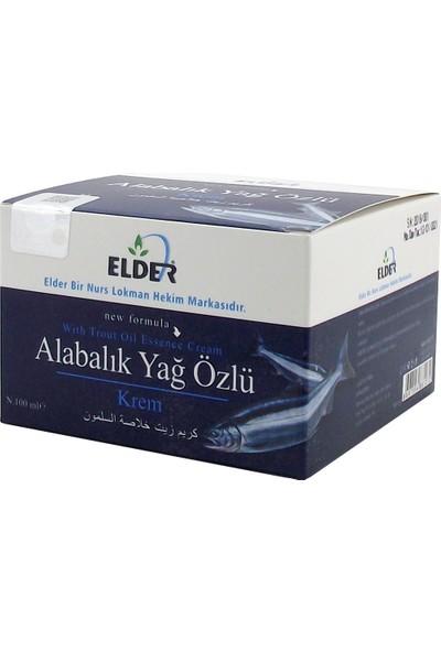 Elder Alabalık Yağı Özlü Krem 100 ml