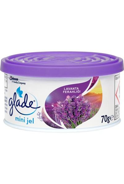 Glade Mini Jel Lavender