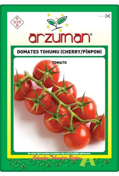 Arzuman Cherry Domates Tohumu (PINPON)(250 Adet)
