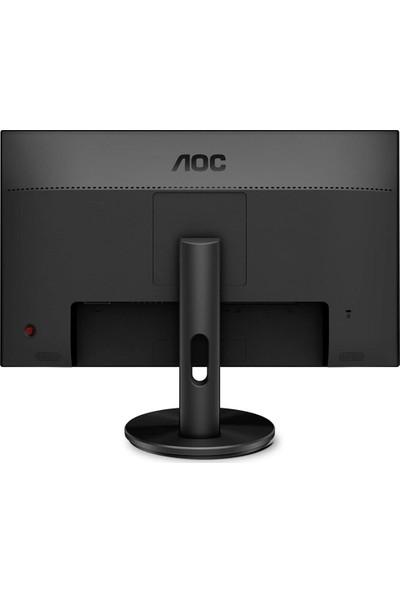"""AOC G2790VXA 27"""" 1 Ms 144 Hz Displayport+Hdmı Full Hd Va Gaming Monitor"""