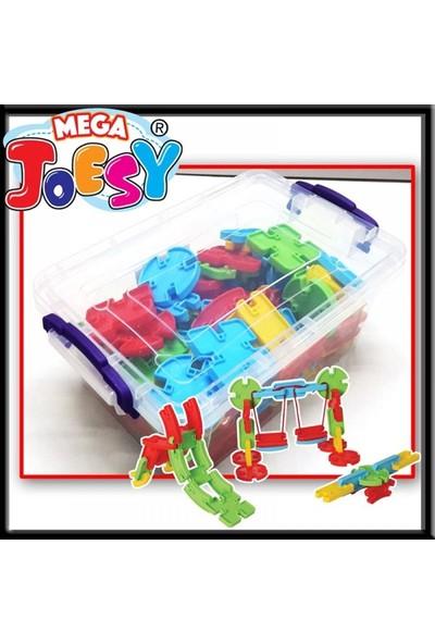 Melissa&Doug Mega Joesy® 100 Parça Karton Kutuda