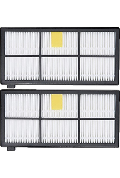 Filter Hauz Lite I Irobot Roomba 800 Serisi Uyumlu Filtre Seti