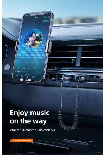 Mcdodo Bluetooth Receiver Aux Wireless Araç Kiti Ca - 8700