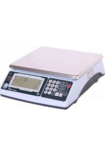 Di̇komsan Qc-S Sayıcı Terazi 15 kg x 0,1 gr