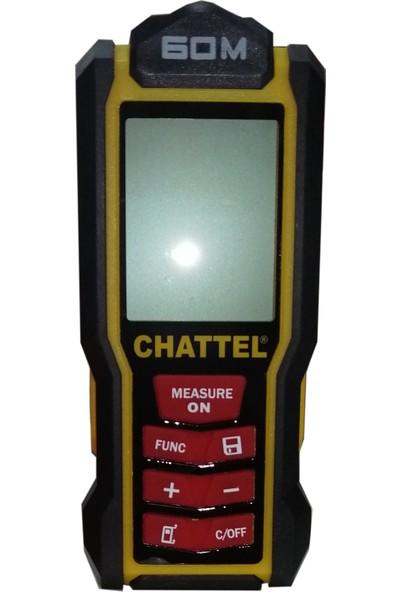 Chattel CHT-960 Lazer Metre 60 mt