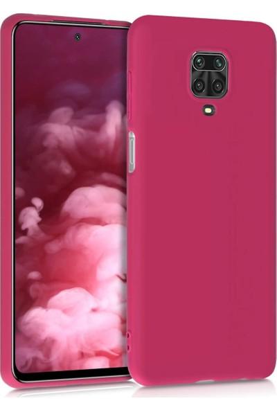 Elsera Xiaomi Redmi Note 9S/Note 9 Pro Kılıf İçi Kadife Lansman Kapak Mor