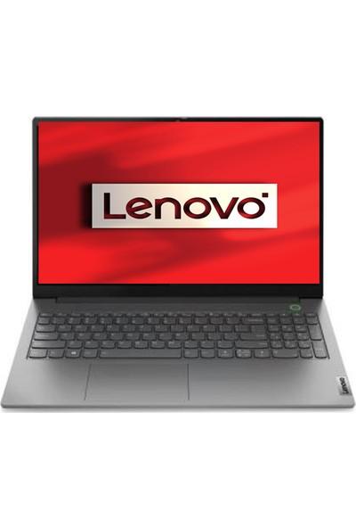 """Lenovo ThinkBook AMD Ryzen 7 4700U 8GB 256GB SSD Freedos 15.6"""" FHD Taşınabilir Bilgisayar 20VG006WTX"""