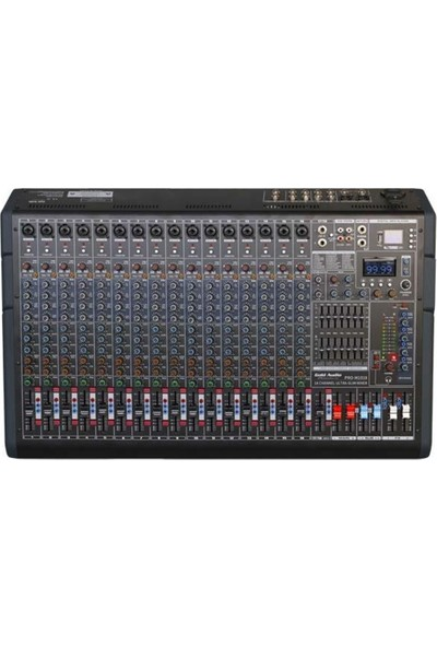 Gold Audio PRO-M1018 Deck Mikser - 18 Kanal