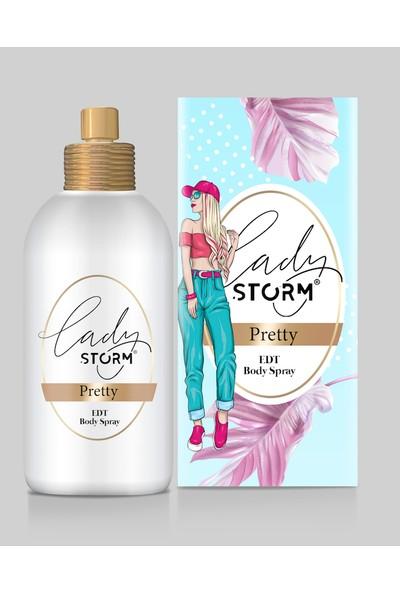 Lady Storm Edp Pretty 100 ml Kadın Parfüm