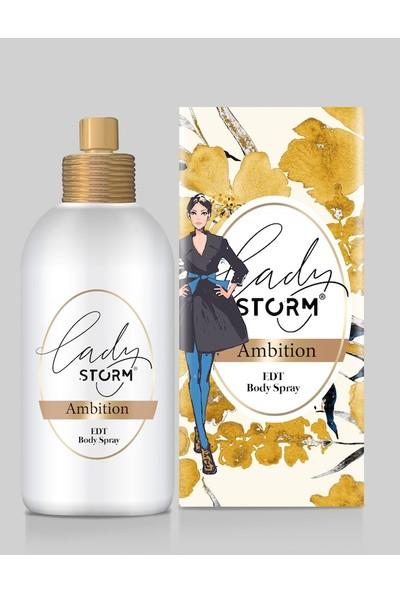 Lady Storm Edp Ambition 100 ml Kadın Parfüm