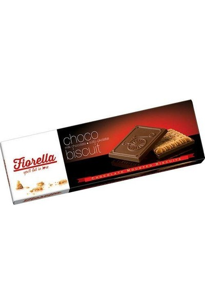 Fiorella Sütlü Çikolatalı Bisküvi 102 gr