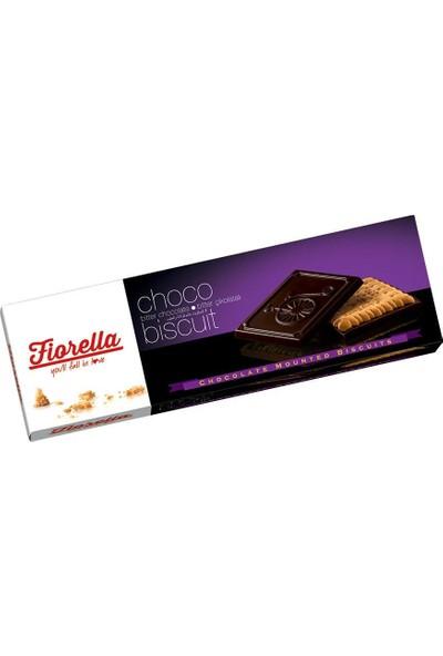 Fiorella Bitter Çikolatalı Bisküvi 102 gr