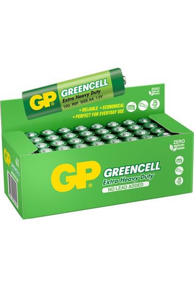 Gp Pil Paketi 80 Adet Pil 40'lı Kalem + 40'lı İnce AA R6, AAA R03