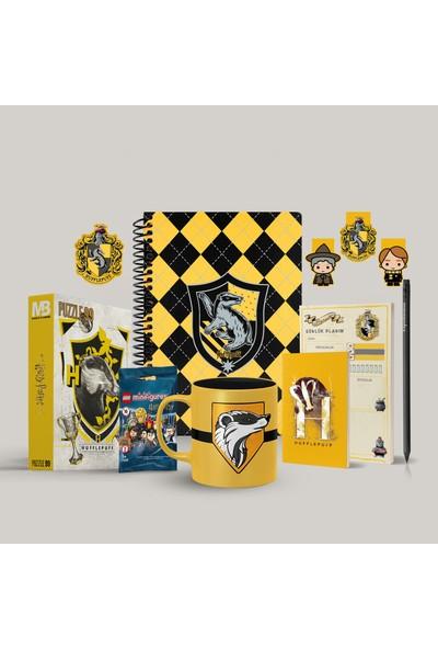 Mabbels Hufflepuff Gift Box Kırtasiye Seti
