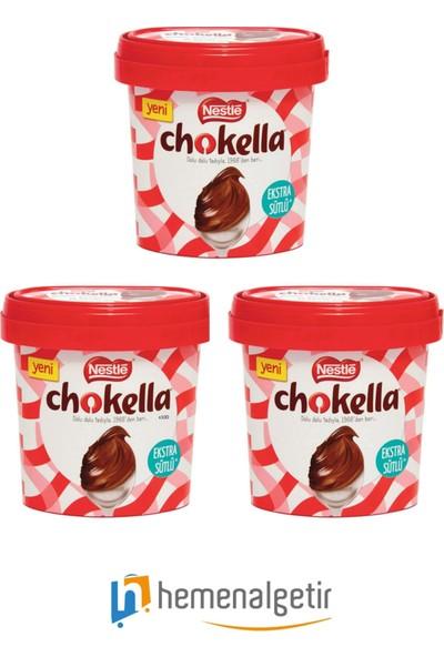 Nestle Chokella Kakaolu Fındık Kreması 400G 3 Adet