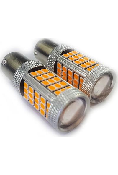 Femex Citröen C5 Aırcross LED Sinyal Aydınlatma Ampulu Uyumlu Femex WY21W