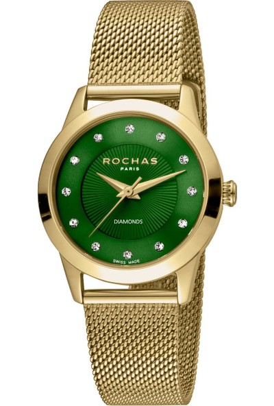 Rochas RP2L020M0041 Erkek Kol Saati