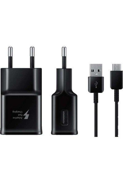 Tekno Argan Galaxy TA20 Fast (Hızlı) Typce-C USB 2.0A %orjınal Samsung Şarj Aleti