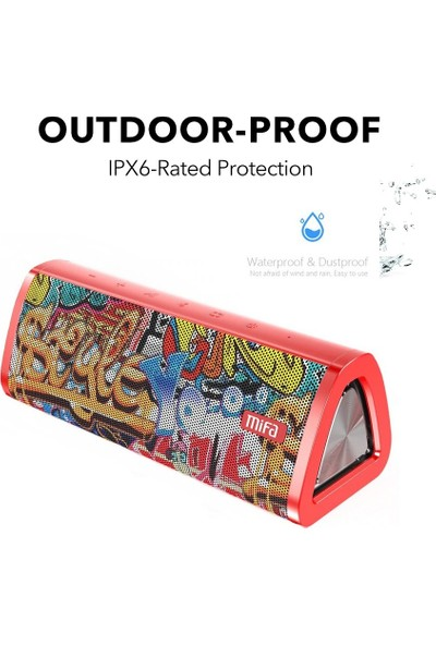 Mifa Grafitti A10+ Plus Bluetooth Hoparlör