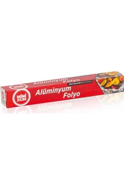 Minisium Alüminyum Folyo Ekonomik (1 Adet)