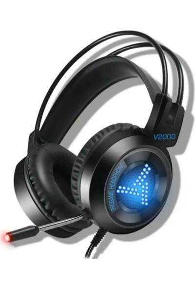 Mobitell PL-2413 3,5mm Gaming Mikrofonlu Oyuncu Kulaklığı