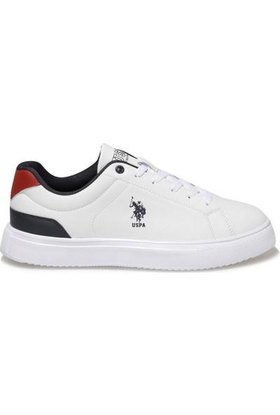 U.S. Polo Assn. Veron 1fx Beyaz Erkek Sneaker Ayakkabı