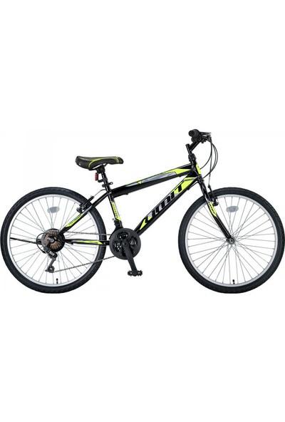 Ümit Colorado 2401 24 Jant Erkek Dağ Bisikleti SIYAH-LIME-100143