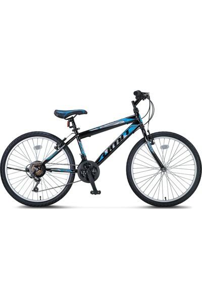 Ümit Colorado 2401 24 Jant Erkek Dağ Bisikleti SIYAH-MAVI-100144