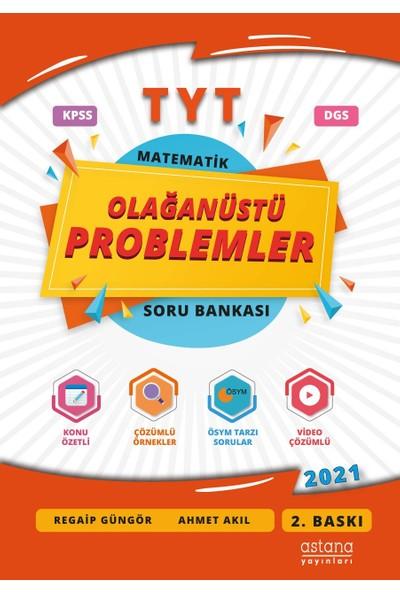 Astana Yayınları TYT Matematik Olağanüstü Problemler Soru Bankası