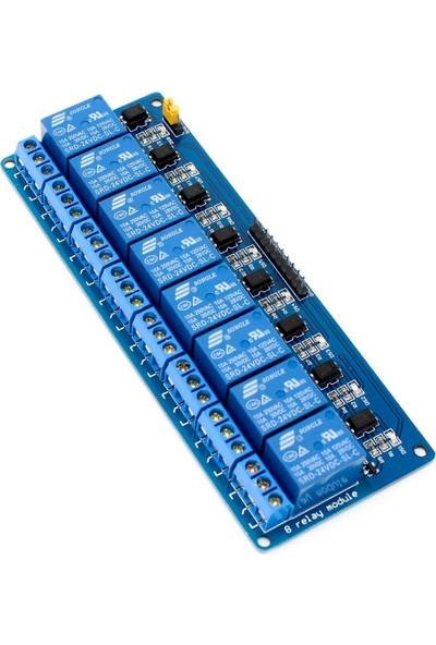 Ice 24V 8'li Röle Modülü - Arduino