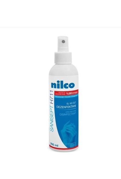 Nilco Sanisept El Dezenfektanı 200 ml x 2