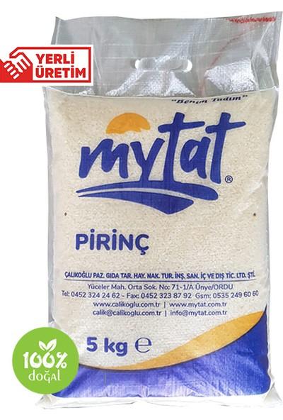 Mytat Yerli Üretim Osmancık Pirinç 5 kg (Çuval)