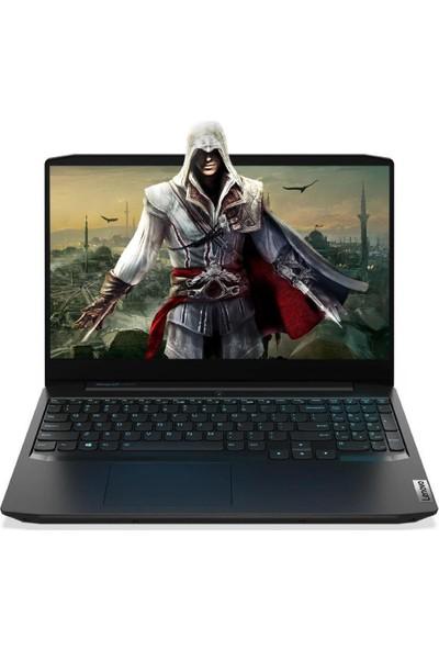 """Lenovo IdeaPad Gaming 3 AMD Ryzen 7 4800H 32GB 512GB SSD GTX 1650Ti Freedos 15.6"""" FHD Taşınabilir Bilgisayar 82EY00CHTX11"""