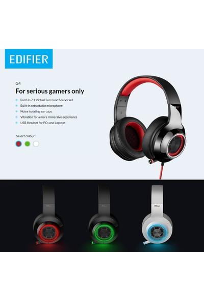 Edifier G4 Oyun Pro Gamer Kulaklık (Yurt Dışından)