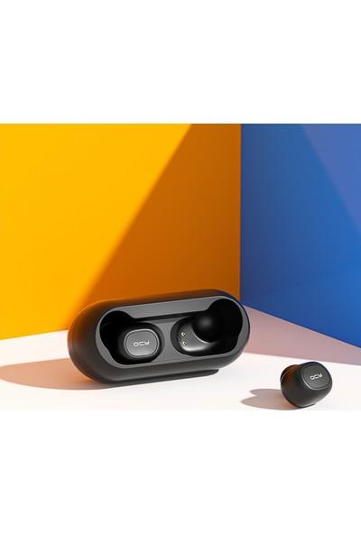Qcy Küresel Sürüm T1C Tws Kulaklık Bt 5.0 Akıllı Stereo (Yurt Dışından)