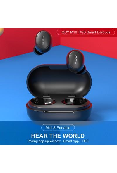 Qcy M10 Tws Bt 5.0 Kulaklık Spor Kablosuz (Yurt Dışından)
