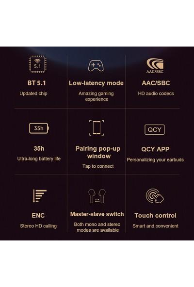 Qcy T5 TWS Kulaklık Bt (Yurt Dışından)