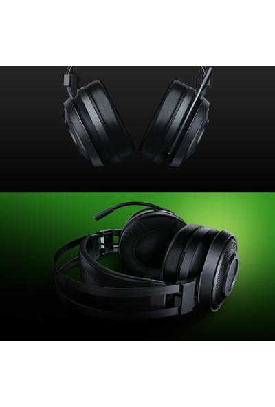Razer Nari Essential Kablosuz Kulak Üstü Kulaklık USB (Yurt Dışından)