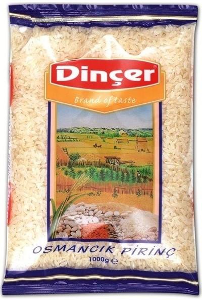 Dinçer Osmancık Pirinç 1 kg x 3