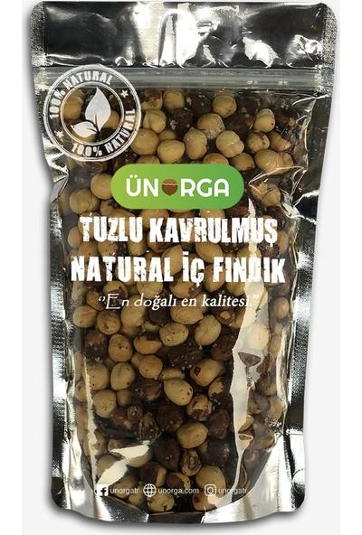 Ünorga Tuzlu Kavrulmuş Natural Fındık 1000 Gr
