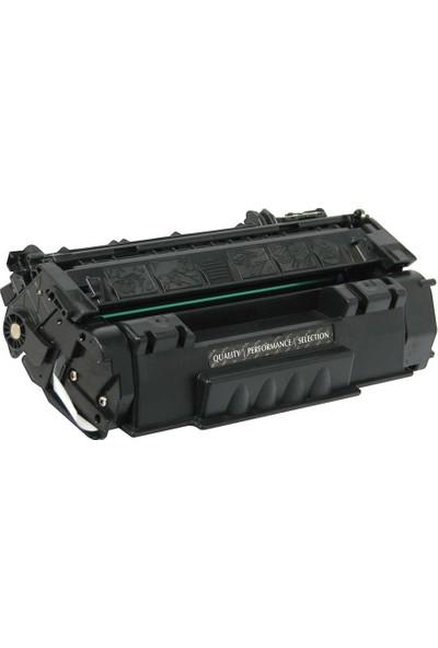 HP Q7553A - 53A P2014 / P2015 CANON LBP 3310 / LBP 3370 Siyah 3000 Sayfa Diviter Muadil Toner