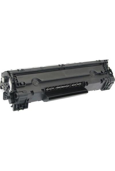HP CF283X - 83X M201 / M225 Canon CRG-737H MF216 / MF226 Siyah 2200 Sayfa Di̇vi̇ter Muadil Toner