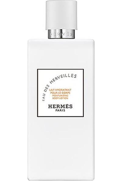 Hermes Eau Des Merveilles Body Lotion 200 ml