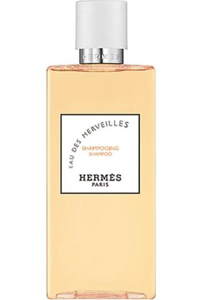 Hermes Eau Des Merveilles Şampuan 200 ml