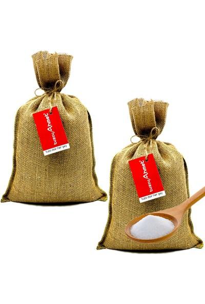 Tuzcu Ahmet 10 kg Taş Değirmende Öğütülmüş Kaya Tuzu