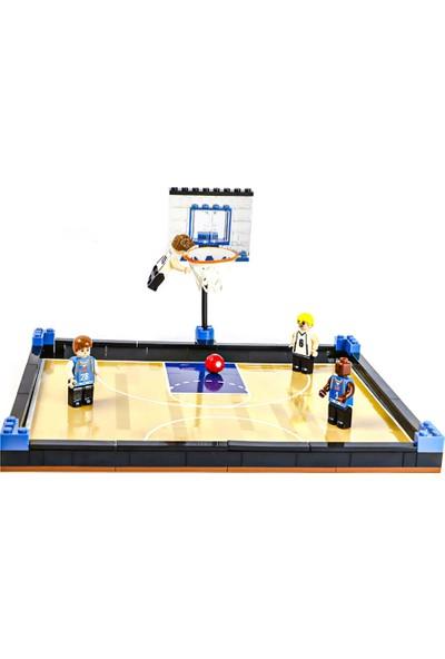 Ausini Sport Set Tek Pota Basketbol 25451